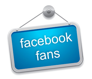 Página de fans para promocionarte