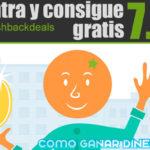 CashbackDeals, gana dinero online y consigue descuentos