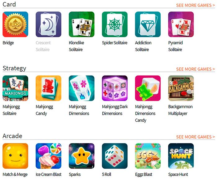 Lista-de-los-diferentes-juegos