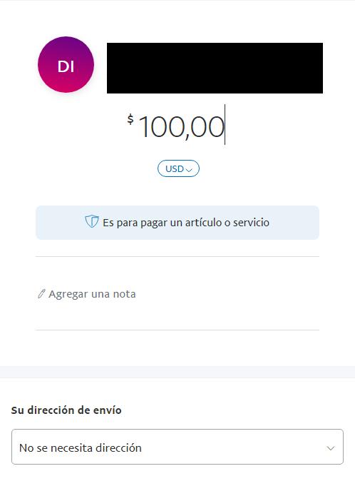 10 enviar dinero paypal